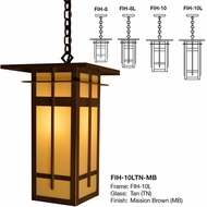 Arroyo Craftsman FIH Finsbury Mission Exterior Hanging Light