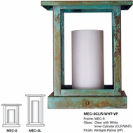Arroyo Craftsman MEC Meredith Outdoor Column Mount