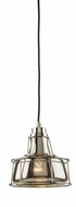 Artcraft AC10291CH Fifth Avenue Contemporary Chrome Mini Hanging Light Fixture