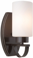 Artcraft AC3791OB Russell Hill Oil Rubbed Bronze Lamp Sconce