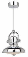 Artcraft AC7900CH Profile LED Mini Pendant Hanging Light