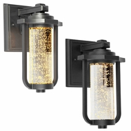 Artcraft AC9011 North Star Traditional 11  Tall LED Exterior Wall Sconce Lighting