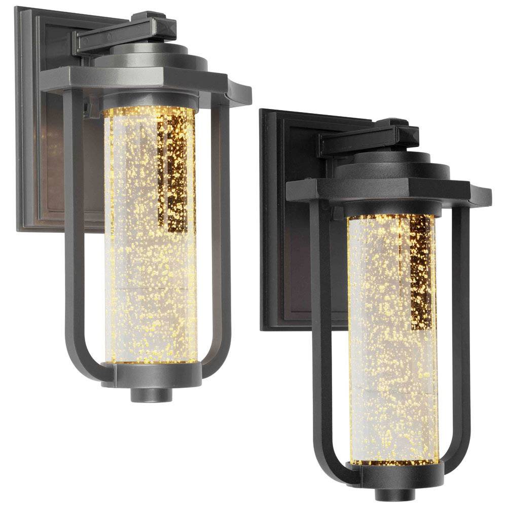artcraft ac9012 north star traditional 8 wide led exterior