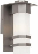 Artcraft AC9041SL Bedford Modern LED Exterior Wall Light Sconce
