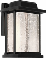 Artcraft AC9122BK Addison LED Outdoor Wall Sconce Lighting