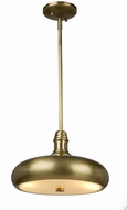 Artcraft CL15040BB Halo Contemporary Burnished Bronze Mini Drop Ceiling Lighting