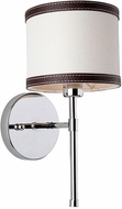 Artcraft SC877WH Bay Street White Wall Sconce Lighting