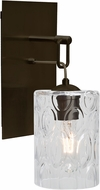 Besa 1WP-CRUSCL-BR Cruise Modern Bronze Lamp Sconce