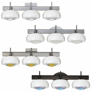 Besa 3SW-2634 Focus Modern 6.625  Tall Halogen Lighting For Bathroom