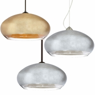 Besa 4345 Brio Modern 6.875  Tall Ceiling Pendant Light