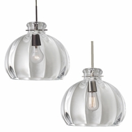 Besa 464588 Pinta Contemporary 14.25  Wide Pendant Light Fixture