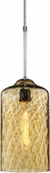 Bruck 110932 Captain Contemporary Mini Pendant Hanging Light