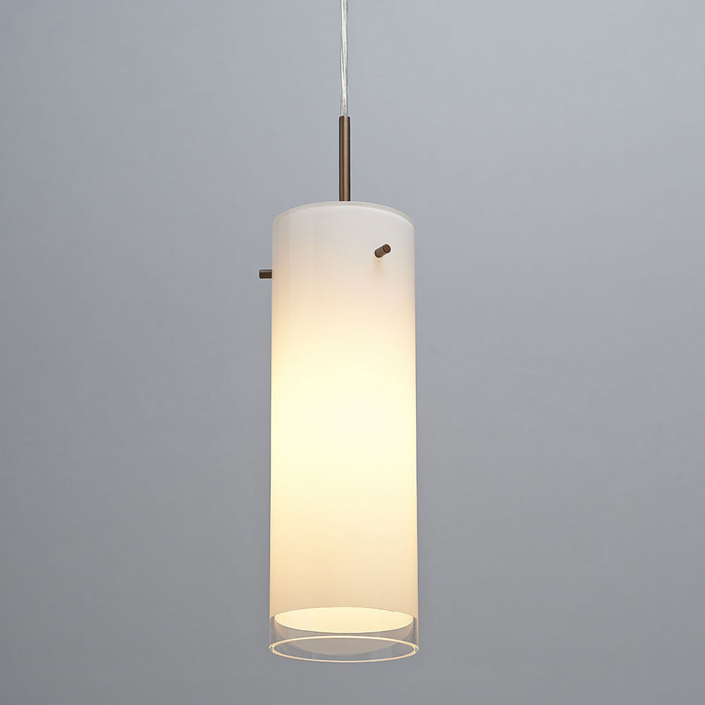 Bruck 113100 Cyrus Contemporary LED Mini Pendant Lighting