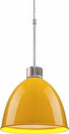 Bruck 113906 Classic Contemporary LED Mini Drop Ceiling Light Fixture