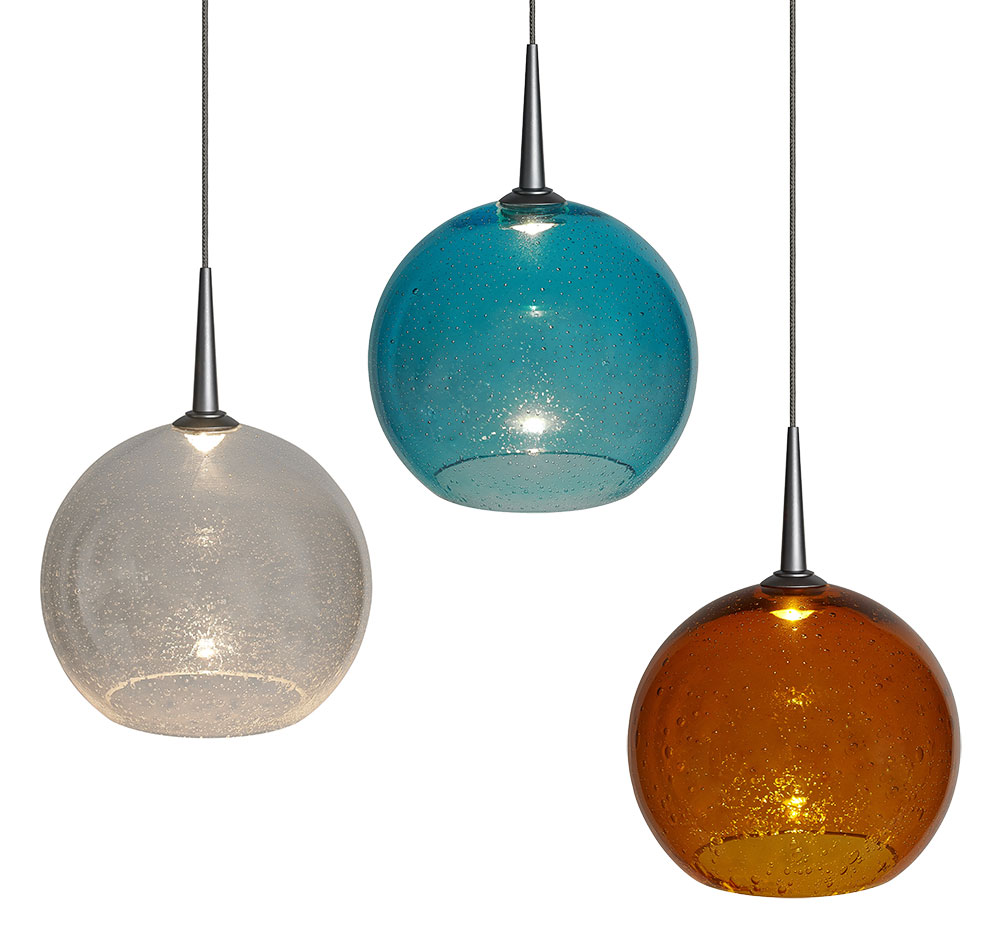 Bruck Bobo Modern LED Mini Pendant Lighting Fixture