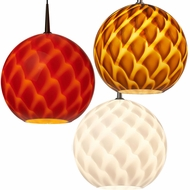 Bruck Sirena Modern 7.9  Tall LED Mini Pendant Lighting