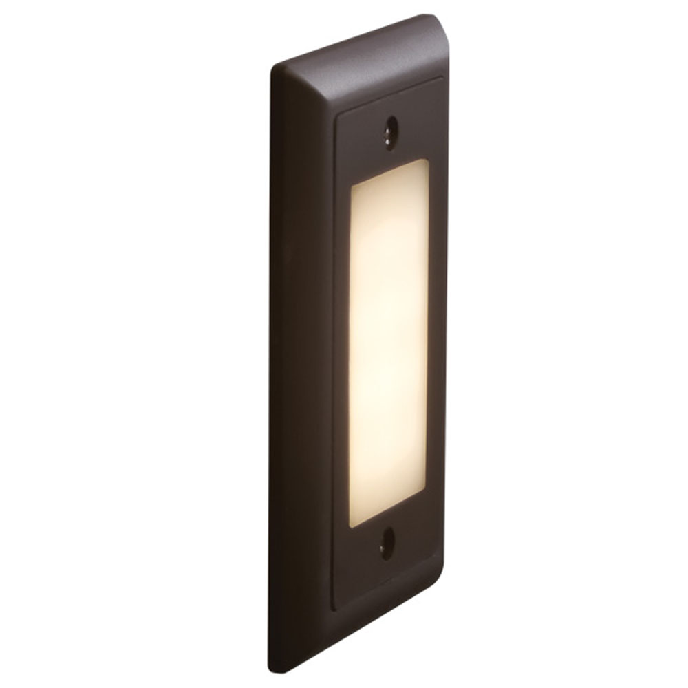 Bruck Step I Contemporary LED Exterior Step Light BRU