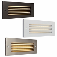 Bruck Step II Contemporary LED Exterior Step Light