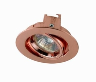 Cal BO-601 Trim Only Modern Halogen Recessed Lighting