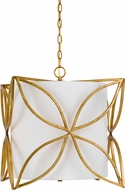 Cal FX-3602-3 Belton Modern French Gold Pendant Lighting Fixture