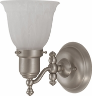 Cal LA-191 Brushed Steel Lighting Wall Sconce