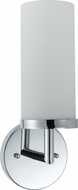 Cal LA-8504-1 Chrome Fluorescent Wall Mounted Lamp