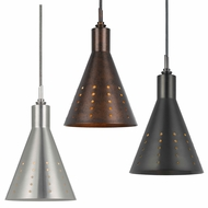 Cal PN-1011-6 Modern Line Voltage Mini Pendant Lighting