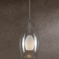 Cal PNL-1045-6 Contemporary Low Voltage Braided Steel Halogen Mini Pendant Light