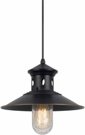 Cal UP-1115-6-DB Binghamton Nautical Dark Bronze Ceiling Light Pendant