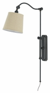Cal WL-2474-ORB Pompano Oil Rubbed Bronze Wall Light