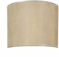 Capital Lighting 1017WG-526 Luna Winter Gold Wall Sconce