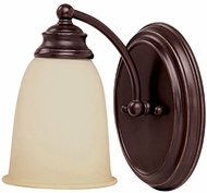 Capital Lighting 1081MZ-130 Mediterranean Bronze Lighting Wall Sconce