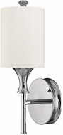 Capital Lighting 1171PN-489 Studio Polished Nickel Wall Mounted Lamp