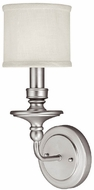 Capital Lighting 1231MN-451 Midtown Matte Nickel Wall Sconce Light