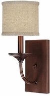 Capital Lighting 1981BB-468 Loft Burnished Bronze Wall Lamp
