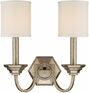 Capital Lighting 1987WG-484 Fifth Avenue Winter Gold Lamp Sconce