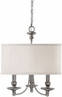 Capital Lighting 3913MN-453 Midtown Matte Nickel Mini Lighting Chandelier