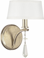 Capital Lighting 4221WG-549-CR Margo Winter Gold Sconce Lighting