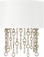 Capital Lighting 4242SA-554-PC Ava Sable Light Sconce