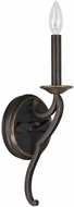 Capital Lighting 4251SY-000 Wyatt Surrey Lighting Sconce