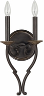 Capital Lighting 4252SY-000 Wyatt Surrey Lamp Sconce