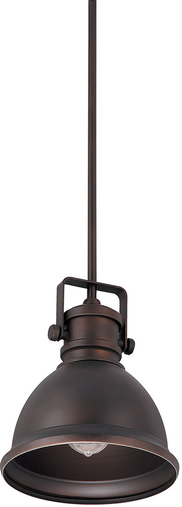 Capital Lighting 4431BB Nautical Burnished Bronze Mini