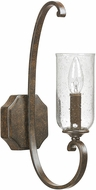 Capital Lighting 4971MT-239 Harrison Mottled Brown Wall Light Sconce