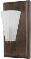 Capital Lighting 611311RS-319 Avalon Russet Wall Sconce Lighting