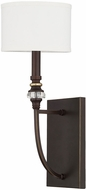 Capital Lighting 614911CZ-660 Asher Champagne Bronze Wall Light Fixture