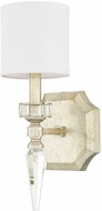 Capital Lighting 615011WG-671 Olivia Winter Gold Lighting Wall Sconce