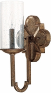 Capital Lighting 617611RT-376 Avanti Rustic Wall Lighting Sconce