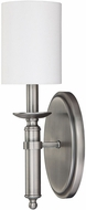 Capital Lighting 6301AN-489 Covington Antique Nickel Wall Lamp
