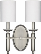 Capital Lighting 6302AN-489 Covington Antique Nickel Sconce Lighting