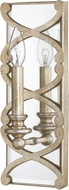 Capital Lighting 8061WG Alexander Winter Gold Wall Light Sconce